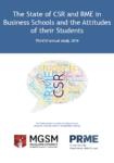 PRME MGSM Study: Student Attitudes Toward Responsible Management Education (2016)
