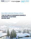 2020 Deans Dialogue at Davos: Recap Report