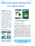 2017 Working Group Report