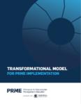 PRME Transformational Model